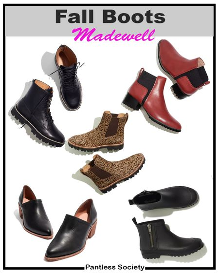 Early gifting sale. Lug sole boots. Chelsea boots. Black boots. Fall boots. Fall style. Fall outfit. Fall closet refresh. Must-have fall shoe. Leather boots. 20% off everything plus more.  #LTKshoecrush #LTKsalealert #LTKSale
