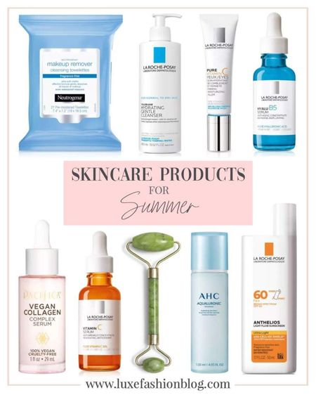 Skincare Products For Summer http://liketk.it/3fXFm #liketkit #LTKbeauty #LTKstyletip #LTKfit @liketoknow.it