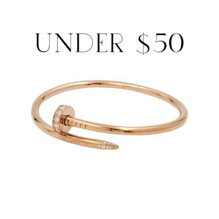 Nail bracelets   #LTKsalealert #LTKworkwear #LTKunder100