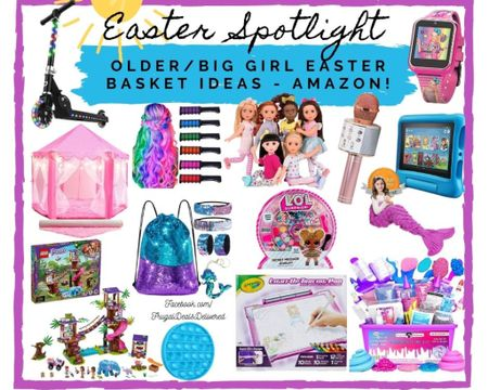 Big older girls  age 6-14 years old Easter basket ideas! Perfect spring summer outdoor building activities to do with your kids!    Screenshot this pic to get shoppable product details with the LIKEtoKNOW.it shopping app and make sure you follow frugaldealsdelivered for more inspiration and collages full of ideas! #liketkit @liketoknow.it #LTKfamily #LTKkids @liketoknow.it.family http://liketk.it/3agsp #LTKSeasonal