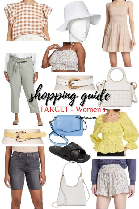 My Target finds for spring!  Spring outfits, summer dresses, beach outfits    http://liketk.it/3f7W1 #liketkit #LTKstyletip #LTKunder50 #LTKfit @liketoknow.it