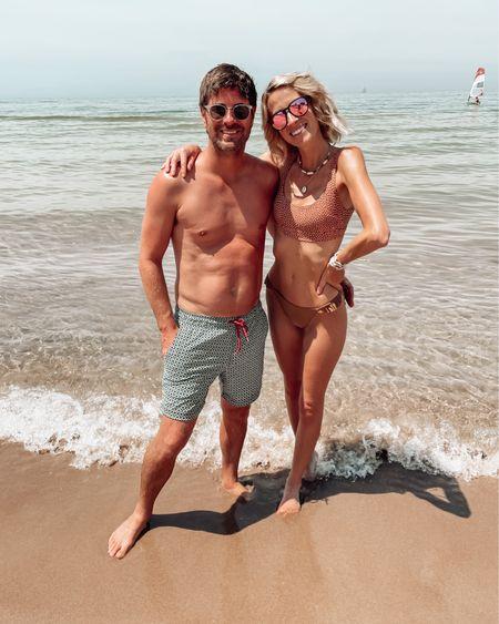 Bikini swimsuit  Beach vacation  Aerie http://liketk.it/3i3YT #liketkit @liketoknow.it #LTKswim #LTKtravel