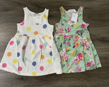 I can't believe these Easter dresses are just $5 each and ship free through tonight! They have baby sizes, too! #easter #easteroutfit #easterdress #LTKkids #LTKbaby http://liketk.it/3bhpA #liketkit @liketoknow.it