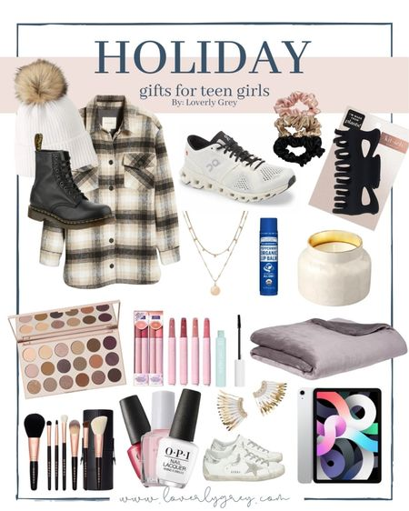 Holiday gift guide for teens!   #LTKGiftGuide