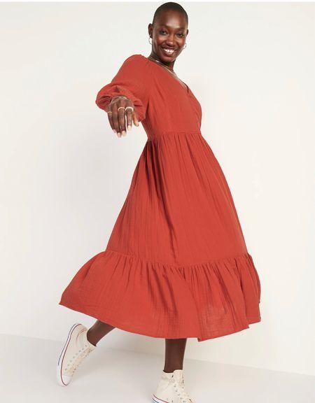 Fall dress  #falloutfit #falldress  #LTKstyletip #LTKunder50 #LTKSeasonal