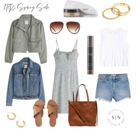 #ltksale summer casual style #abercrombie #beautyfinds #casualstyle #sale #ltkday http://liketk.it/3hsYU #liketkit @liketoknow.it