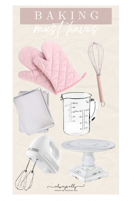 Amazon Home. baking must haves   #LTKhome