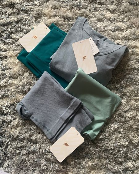 Fabletics outfits for spring including the Oasis leggings with pockets and on-trend ribbed biker shorts #LTKSpringSale #LTKunder100 #LTKfit #liketkit @liketoknow.it http://liketk.it/3cCRq