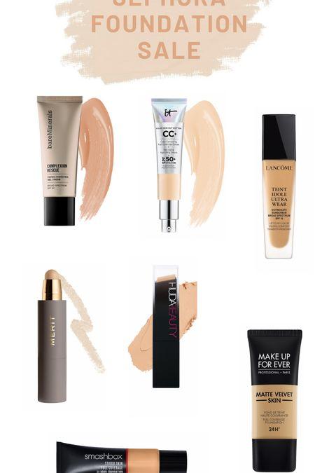 Sephora foundation sale SAVE20 to save   #LTKbeauty