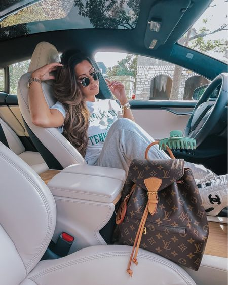 http://liketk.it/3hlui #liketkit @liketoknow.it #LTKDay Emily Ann Gemma, LTK day, LTK sale, summer outfits, sweats, graphic t, Nordstrom, Abercrombie, Abercrombie: 20% off with code LTKAF2021, Louis Vuitton, styled collection, styled collection: 30% off with code LTK30, Cartier dupes, Cartier dupe bracelets