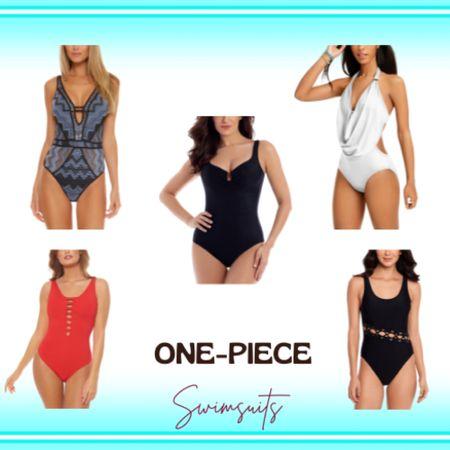 One-piece swimsuits! http://liketk.it/3g77r #liketkit @liketoknow.it #LTKswim