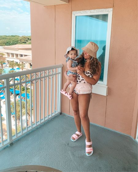 Mommy & Me Summer Part 2: matching shoes and leopard hues 🥰 Outfit details: http://liketk.it/3hSNx @liketoknow.it #liketkit  #myrtlebeach #targetstyle #amazonfinds #twinningwithmommy #fannypack #LTKfamily #LTKtravel #mommyandme #babybikini #momstyle #buckethat #matchingfamily #realmomstyle #onepieceswimsuit #matchymatchy #toddlermom #beachin   #petiteblogger #mommyblogger #onepiece #beachvacation #travelstyle #twinning #sandals #mamaandme #amazonfinds #beachcondo #toddlermomlife #LTKswim #familymatching #familyvacay #momfashion  #matchingoutfits #beachoutfit