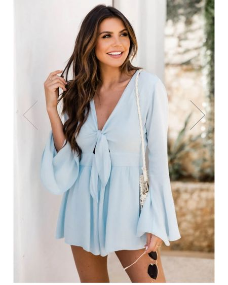 Spring vacation outfits, baby shower outfits, gender reveal party outfits http://liketk.it/39ovi #liketkit @liketoknow.it #LTKunder50