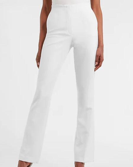 Bootcut pants from Express. Runs small. Ordered size XXS for my preference! http://liketk.it/3jN4B #liketkit @liketoknow.it Follow me on the LIKEtoKNOW.it shopping app to get the product details for this look and others #LTKworkwear #LTKunder100 #LTKstyletip