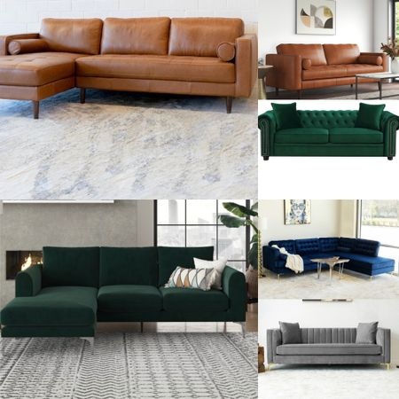 Great Memorial Day Seal— these comfy and stylish sofas and sectionals are highly rated and we truly love their s chic design with simplicity, softness  and warmth.   #LTKsalealert #LTKhome
