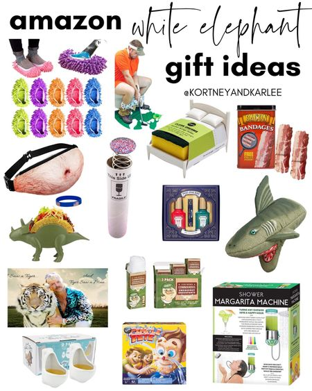 Amazon white elephant gift guide!   White elephant gifts | white elephant gift guide | white elephant gift ideas | amazon prank gifts | Gifts for yourself | gift ideas for yourself | amazon gift guide under $50 | Amazon gifts for her | Amazon gift guide | Amazon for her gift guide | amazon gifts under $25 | under $25 gift guide | under $25 amazon gift guide | gift guide under $25 | amazon gift guide under $25 | cozy girl gift guide | amazon gift guide for her | amazon gift guide for the girly girl | amazon gift ideas | amazon gift ideas for her | gift ideas for her | cozy gift guide | cozy gift ideas |  Amazon finds | amazon girly things | amazon beauty | amazon home finds | amazon self care | amazon beauty favorites | amazon fashion favorites | amazon must haves | amazon best sellers | amazon fall finds | amazon fall favorites | fall favorites | amazon fall essentials | amazon fall must haves | amazon travel favorites | amazon travel finds | amazon travel must haves | amazon winter finds | amazon winter favorites | winter favorites | amazon winter essentials | amazon winter must haves | amazon gift guide | amazon gift ideas | gift guide amazon | holiday gift guide | amazon gifts | gift ideas from amazon | gift guide from amazon | amazon fall decor | amazon fall home decor | amazon winter decor | amazon winter home decor | amazon fall things | amazon winter things | amazon Christmas decor | amazon Thanksgiving decor | amazon Halloween decor | amazon Christmas gifts | amazon Christmas gift guide | amazon Christmas gift ideas | amazon vacay favorites | amazon vacation favorites | Kortney and Karlee | #kortneyandkarlee #LTKGifts @liketoknow.it #liketkit  #LTKunder50 #LTKunder100 #LTKsalealert #LTKstyletip #LTKSeasonal #LTKtravel #LTKhome #LTKHoliday #LTKGiftGuide