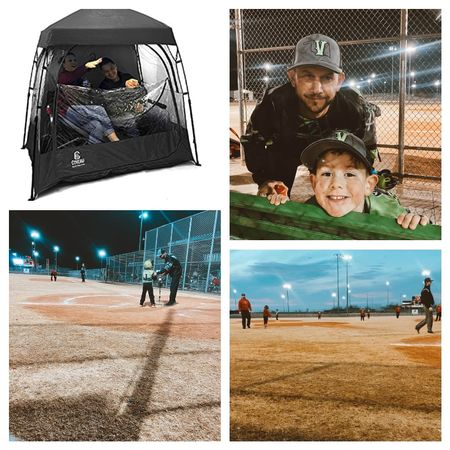 Baseball nights are our favorite thing in the spring but it's coooollldddd! Snagged a two person pod for those cold days!   #LTKkids #LTKfamily #LTKunder100