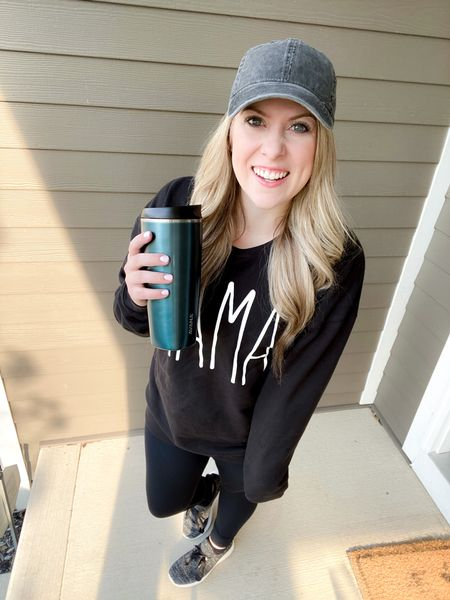 http://liketk.it/3cm5s What's your go-to running errands outfit?!   For me always leggings, sneakers, and a ball cap!    http://liketk.it/3cm1W #liketkit @liketoknow.it #LTKfamily #LTKsalealert #LTKstyletip @liketoknow.it.home @liketoknow.it.family   Screenshot this pic to get shoppable product details with the LIKEtoKNOW.it shopping app