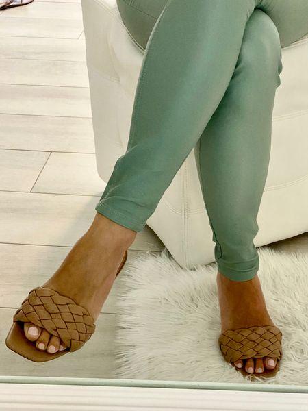 Perfect sandal for any occasion. Dress it up or down!   #LTKsalealert #LTKworkwear #LTKshoecrush