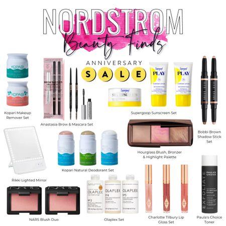 http://liketk.it/3jEBh #liketkit @liketoknow.it #LTKsalealert #LTKbeauty #nordstrom #anniversarysale Nordstrom Anniversary Sale Beauty Finds