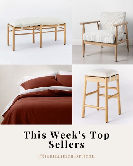 Target Home Top Sellers- Casaluna and Threshold with Studio McGee  #liketkit #LTKhome #targethome #topsellers @liketoknow.it http://liketk.it/3fMv3