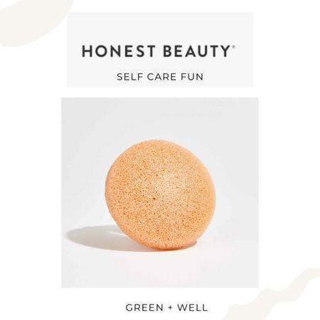 Skincare tip: My favorite way to wash my face with gentle exfoliation. Use a Konjac sponge daily.     #LTKbeauty #LTKstyletip #LTKsalealert