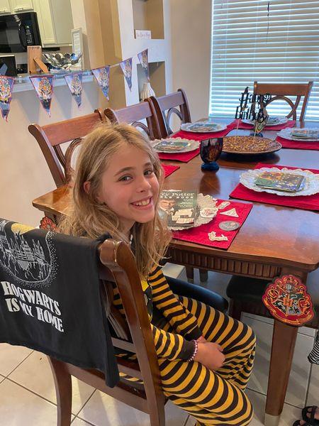 Harry Potter 9 3/4 birthday celebration and Harry Potter gifts ⚡️  #LTKfamily #LTKkids #LTKunder50