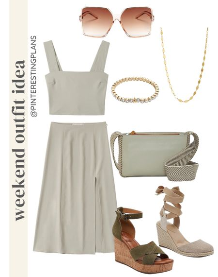 Weekend Outfit idea🙌🏻🙌🏻  #LTKstyletip #LTKshoecrush #LTKitbag