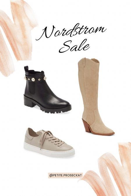 Nordy sale!! Obsessed with these chunky studded booties!  #LTKsalealert #LTKshoecrush