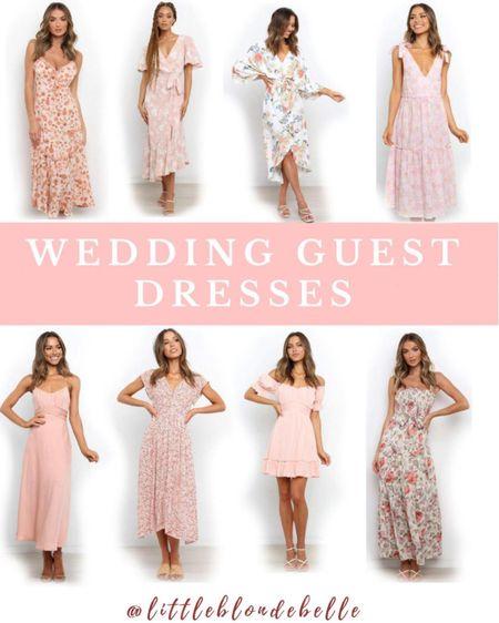 Code: BRITTANYH20 to save 💕 . . .  http://liketk.it/3hBIn #liketkit @liketoknow.it #LTKwedding #LTKunder50 #LTKunder100  wedding, wedding guest dresses, wedding guest dress, petal and pup, spring dresses, summer dresses