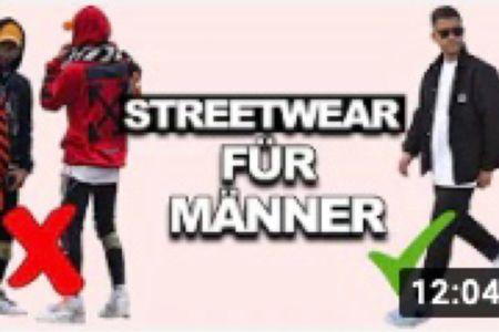 Streetwear für Männer | YouTube: Kosta Williams  #LTKfit #LTKeurope #LTKmens
