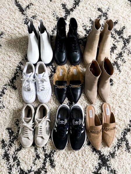 My favorite shoes and boots for fall!  #LTKshoecrush #LTKunder100 #LTKSeasonal