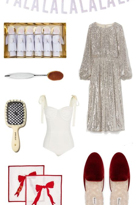 Sparkly holiday finds. Not even gifts - just things for you. http://liketk.it/31HgA #liketkit @liketoknow.it #LTKgiftspo #LTKhome #LTKunder100