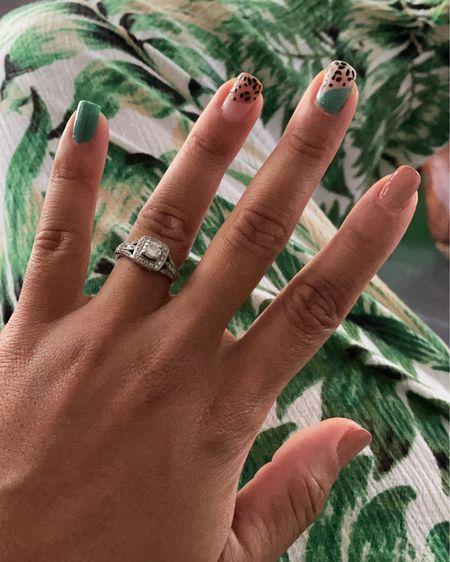 Newest nails ☺️ http://liketk.it/3joQl @liketoknow.it #liketkit #LTKstyletip #LTKbeauty #LTKsalealert