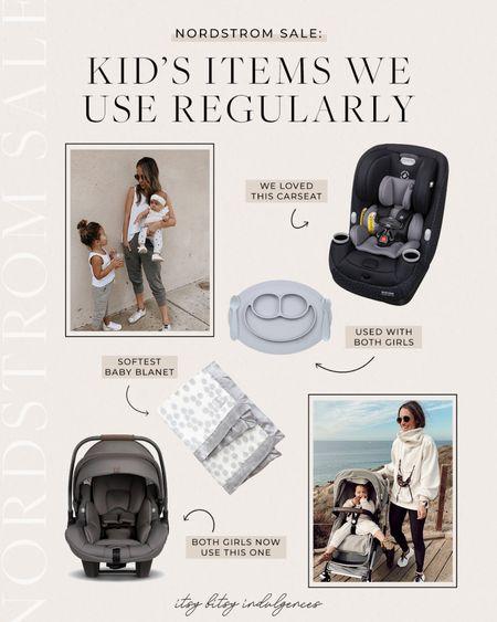 Kid's items we use regularly from the Nordstrom sale //   #LTKkids #LTKfamily #LTKsalealert