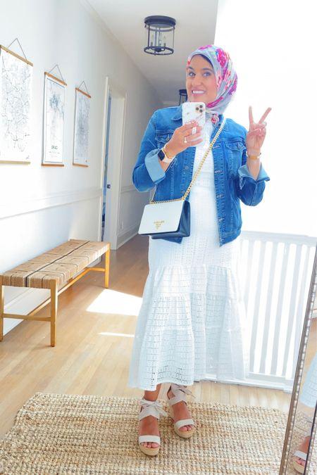 White summer dresses  #ltkcompetition #ltkseasonal http://liketk.it/3gewi #liketkit @liketoknow.it #LTKsalealert #LTKunder100 @liketoknow.it.home You can instantly shop my looks by following me on the LIKEtoKNOW.it shopping app
