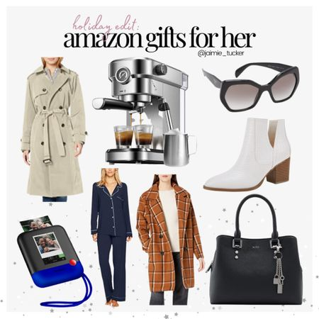 Amazon gifts for her! Check out my top 8 picks. | #giftguide #holidaygiftguide #kidschristmasgifts #womensholidaygifts #giftsforwomen  #AmazonFashion #amazongifts #toppicks #bestsellers #JaimieTucker  #LTKGiftGuide #LTKstyletip #LTKHoliday
