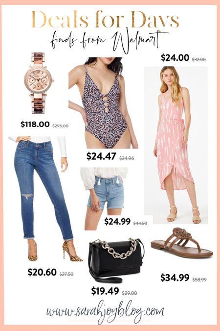 @Walmart Deals for Days sale is live!! Sharing some fashion finds here. @walmartfashion #ad http://liketk.it/3i1wv #liketkit @liketoknow.it #LTKunder50 #LTKstyletip #LTKsalealert
