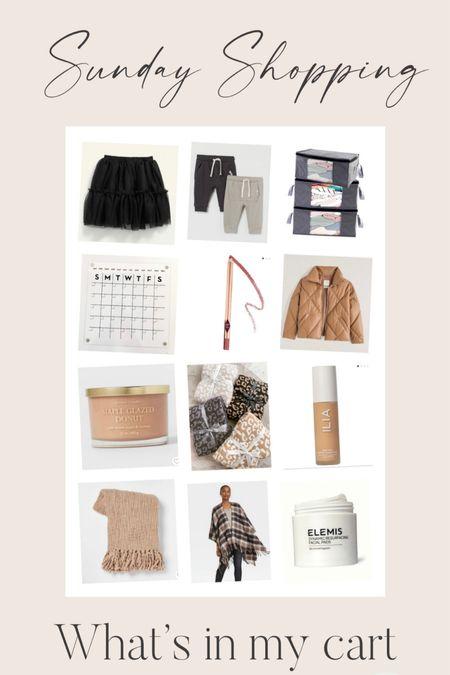 What's in my cart Sunday shopping   #LTKstyletip #LTKHoliday #LTKsalealert