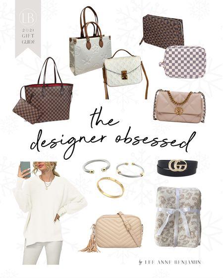 The designer obsessed gift guide!   #LTKsalealert #LTKitbag #LTKGiftGuide