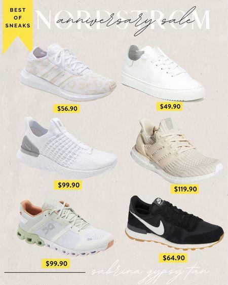 Nordstrom anniversary sale #Nsale Sneakers   #LTKunder50 #LTKshoecrush #LTKsalealert