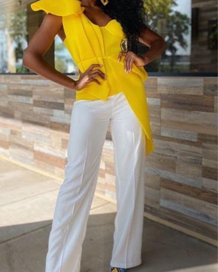 Shop Miss Washington USA's interview look! http://liketk.it/30v70 #liketkit @liketoknow.it #LTKworkwear #LTKunder50 #LTKstyletip