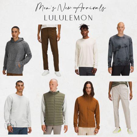 Lululemon men's new arrivals lululemon fir men athketic pants for men activewear for men athletic tops for men lululemon jacket for men puffer vest for men sweatshirts for men http://liketk.it/3oftl @liketoknow.it #liketkit #LTKunder100 #LTKunder50 #LTKmens