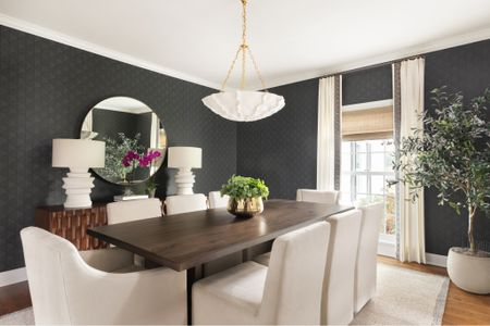 Formal dining room furniture, full details on asoutherndrawl.com    #LTKhome