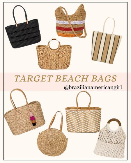 Beach Bags   Target Style Beach Bags  #beachdresses #beachvacation #beachbagtote  #beachvacationoutfit #beachvacationoutfits  #beachoutfit  #beachoutfits  #beachlook  #vacation  #vacationlooks #vacationoutfits #vacaylook   #targetstyles #targetstyle #targetfinds #targetfind    #LTKitbag #LTKunder50 #LTKsalealert