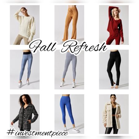 From leggings to jackets to lounge wear, refresh for fall with these chic looks @carbon38 #investmentpiece   #LTKstyletip #LTKSeasonal #LTKfit