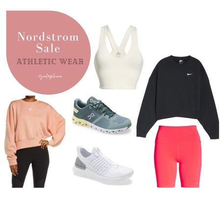 Nordstrom Sale: Athletic wear!   #LTKfit #LTKstyletip #LTKsalealert http://liketk.it/3jQMe #liketkit @liketoknow.it