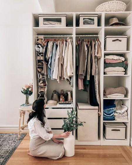 Closet organization and storage solutions for the home http://liketk.it/3jRLh #liketkit @liketoknow.it #rackpack #nordstromrack #LTKunder50 #LTKsalealert #LTKhome