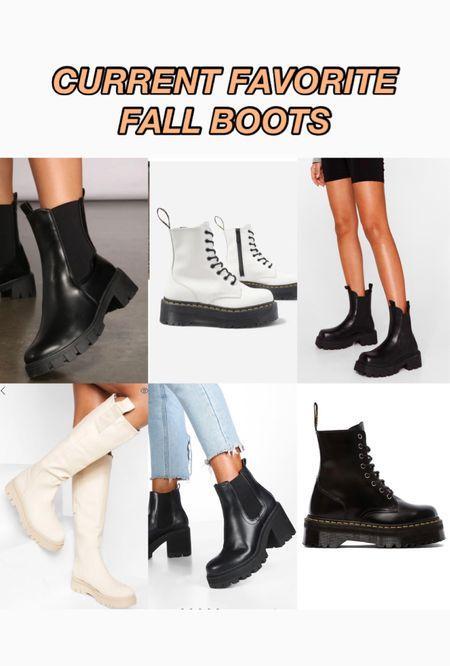 Current Favorite Fall Boots #Fall2021 #Boots   #LTKstyletip #LTKshoecrush #LTKSeasonal