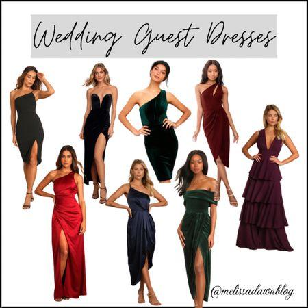 Wedding guest dress   #LTKunder100 #LTKSeasonal #LTKwedding